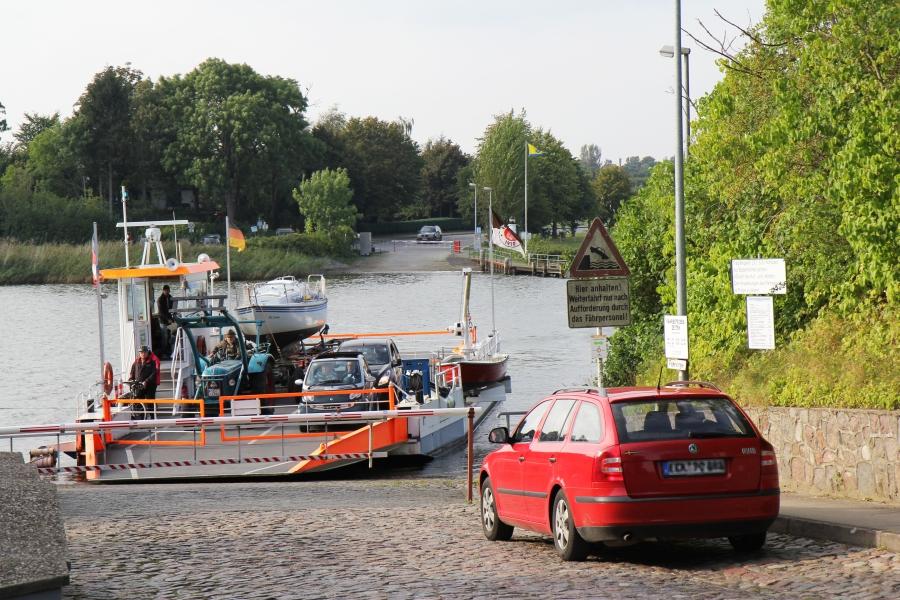 Fähre Misssunde - Foto: Holger Petersen (24.09.2015)