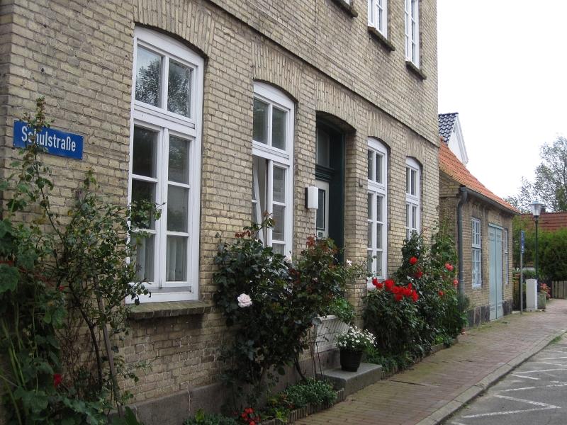 Arnis - Alte Schule - Foto: Runa Borkenstein (22.09..2013)