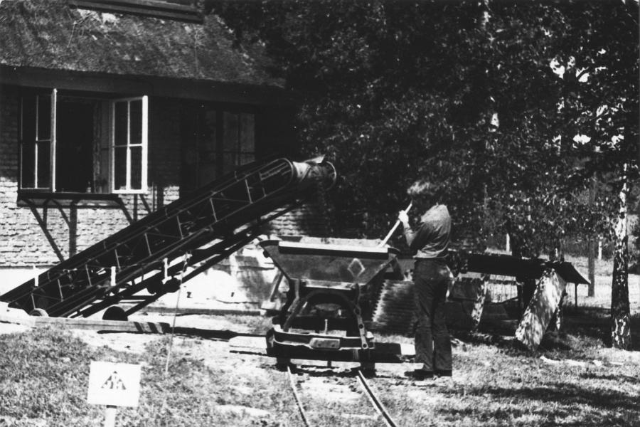 Kappeln - Jugendherberge (1970)