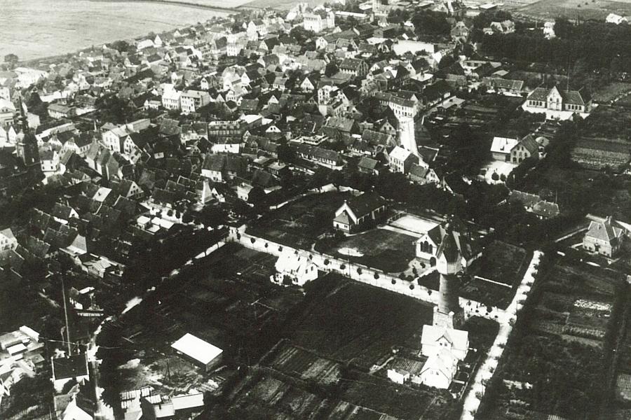 Kappeln 1912 (Foto von Rainer Hemmer)
