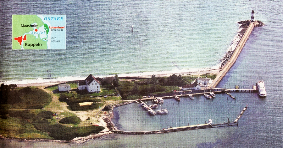 KN-Journal vom 20.09.2008 - Lotseninsel Schleimünde
