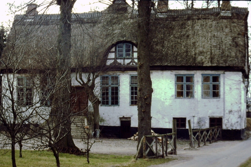 Gut Lindauhof - Foto: Dieter Tikovsky  (vor 1980)