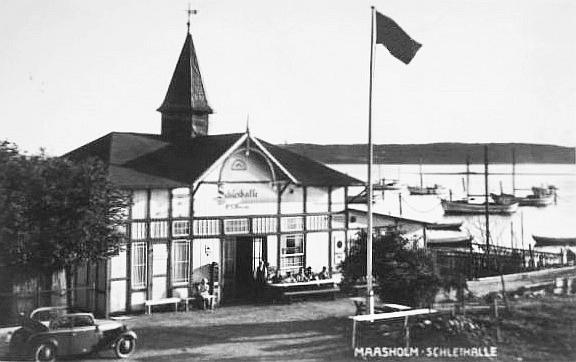 Maasholm - Schleihalle
