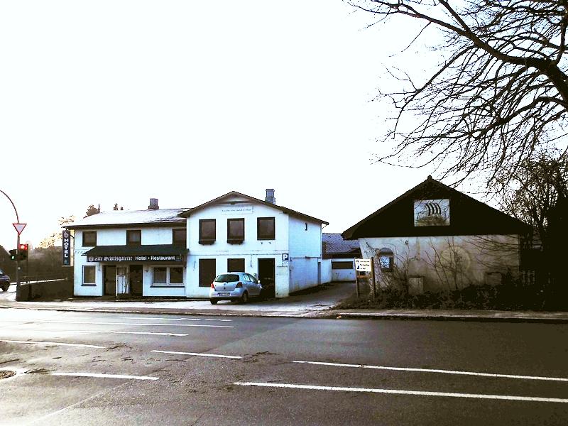 Mehlby - Alte Schiffsgalerie - Foto: Michaela Fiering (13.02.2018)