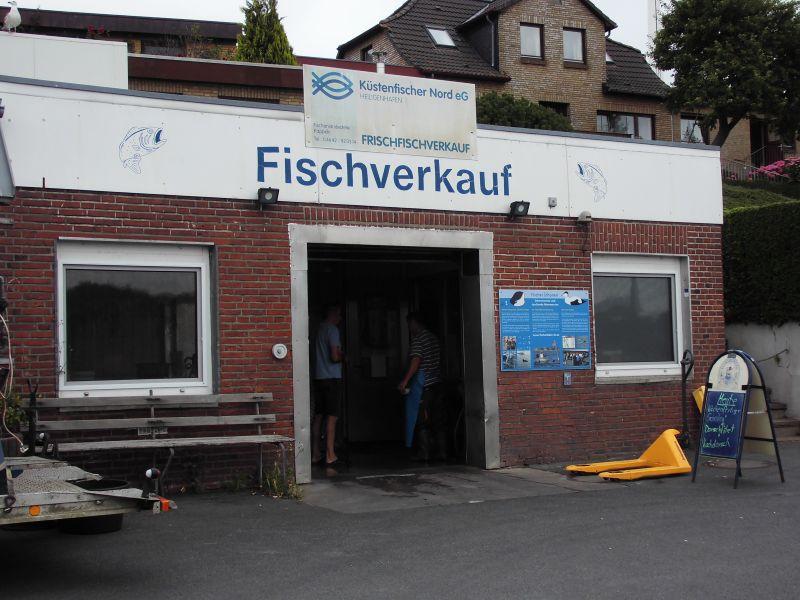 Kappeln - Küstenfischer Nord eG - Foto: Michaela Fiering (13.07.2019)