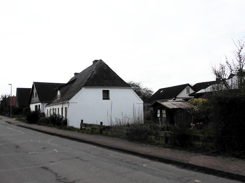 Mehlby- Schulstraße 2 - Foto: Michaela Fiering (09.03.2020)