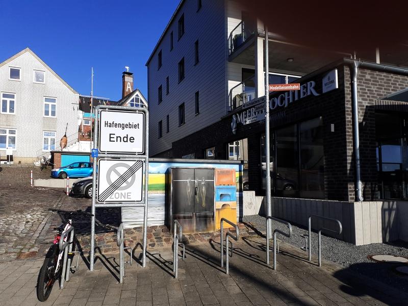 Ortsnetzstation am Dehnthof - Foto: Michaela Fiering (01.09.2020)