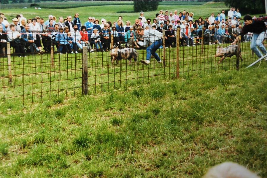 Kappeln - Saurennen 1988