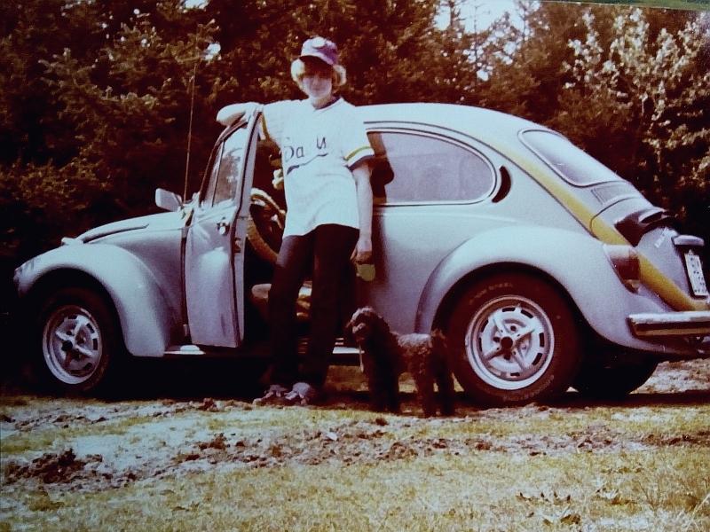 Michaelas 2. Auto - Käfer