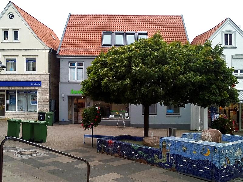 Schmiedestraße 1-3 - Foto: Maren Sievers (09.09.2020)