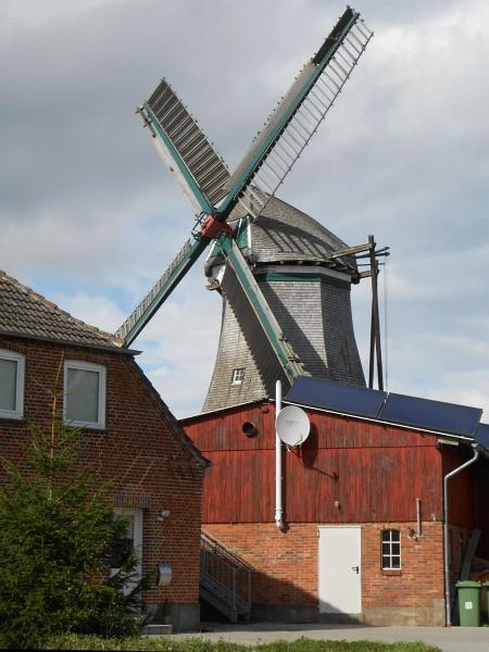 """Schwensby - Mühle """"Renata"""" - Foto: Maren Sievers"""