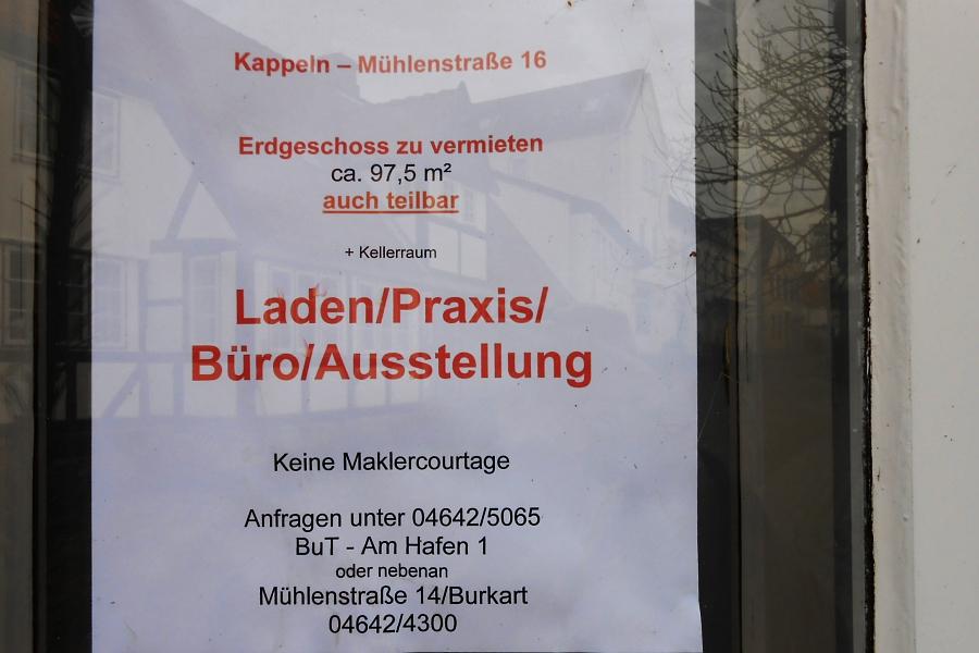 Kappeln - Mühlenstraße 16 - Foto: Maren Sievers (1. Januar 2013)