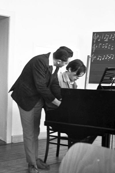 Klaus-harms-Schule - Musikunterricht - Foto: Manfred Rakoschek
