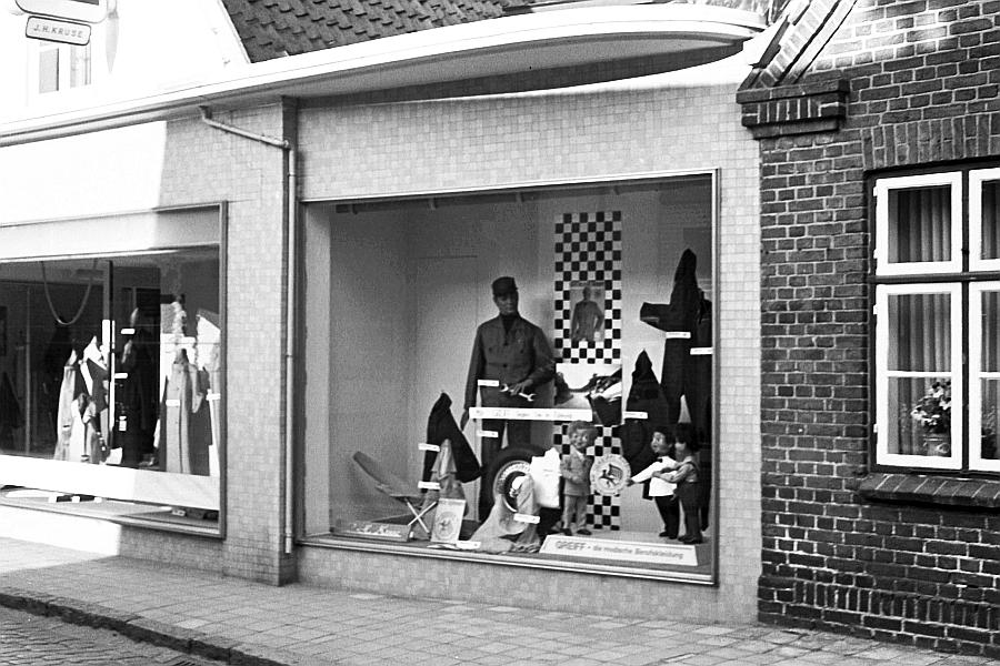 Kappeln - J. H. Kruse (1968) - Foto: Manfred Rakoschek
