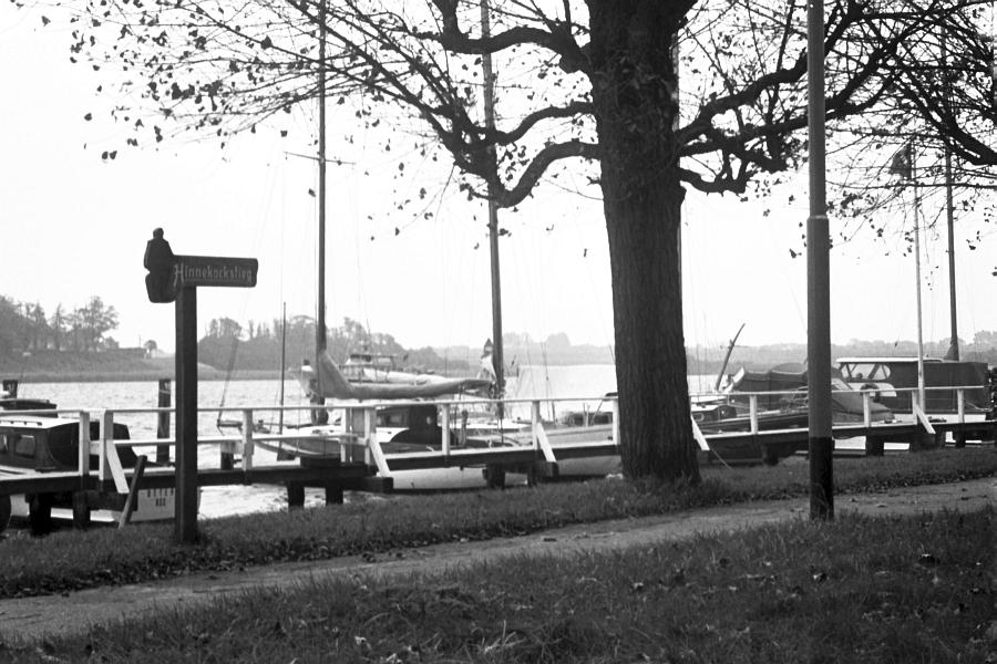 Kappeln - Hinnekockstieg - Foto: Manfred Rakoschek (1968)