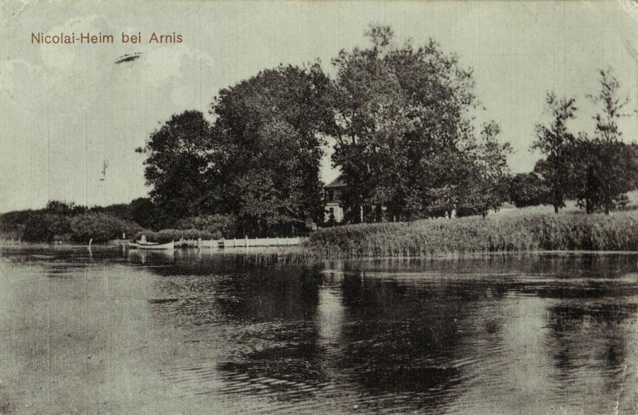 Sundsacker -Nicolaiheim (1913)