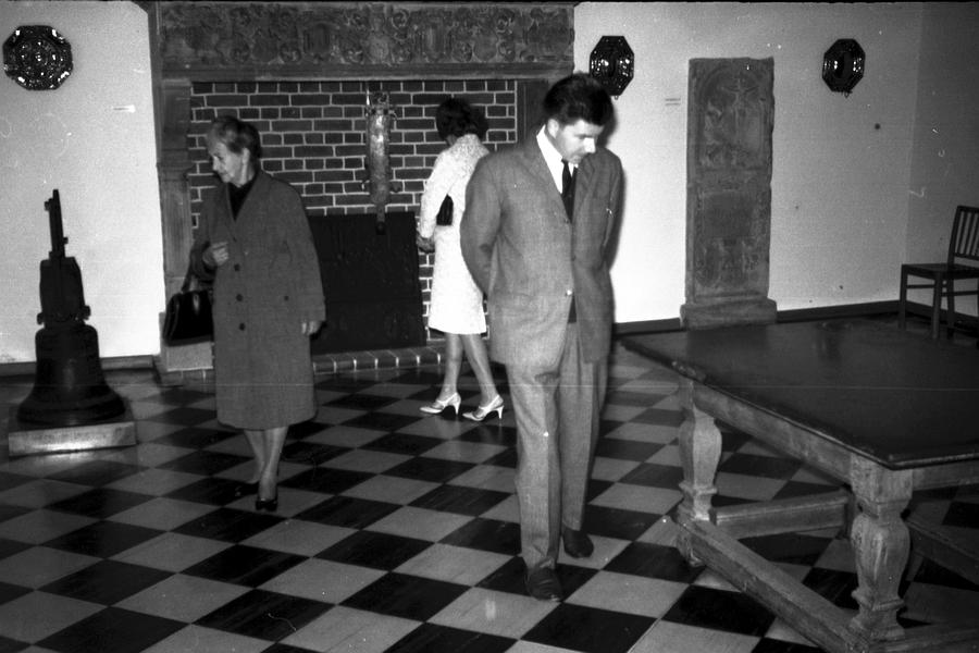 Schloss Gottorf - Foto: Achim Gutzeit (1968)