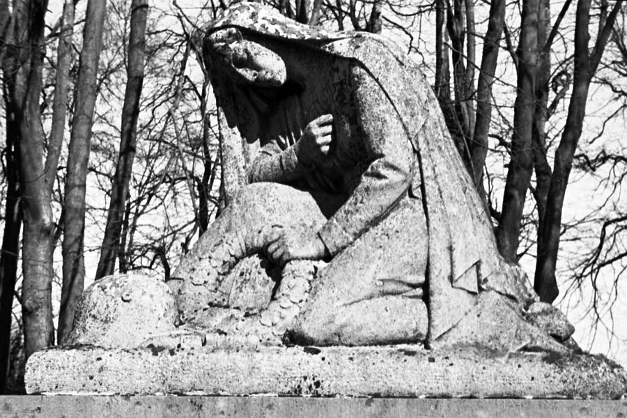 Kappeln - Friedhof - Denkmal (1969)