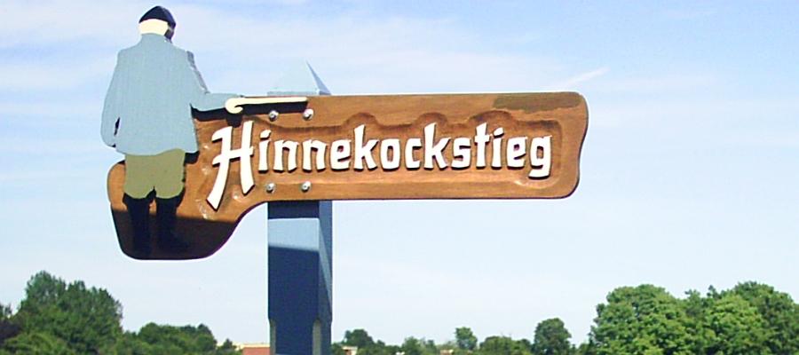 Kappeln - Hinnekockstieg - Foto: Dirk H. Rahn (2012)