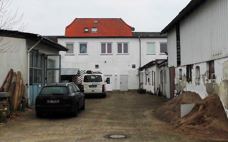 Prinzenstraße - Foto: Michaela Bielke (16.01.2016)