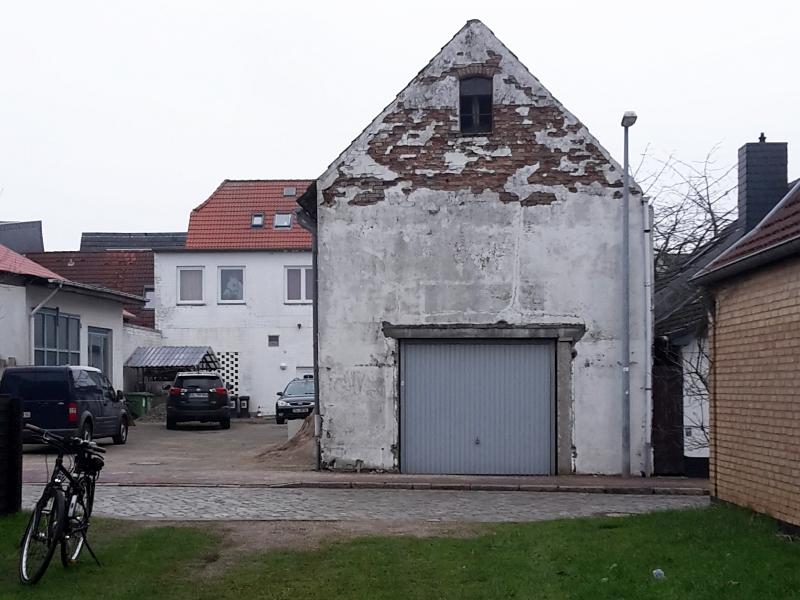 Prinzenstraße - Foto: Ingwer Hansen (16.01.2016)