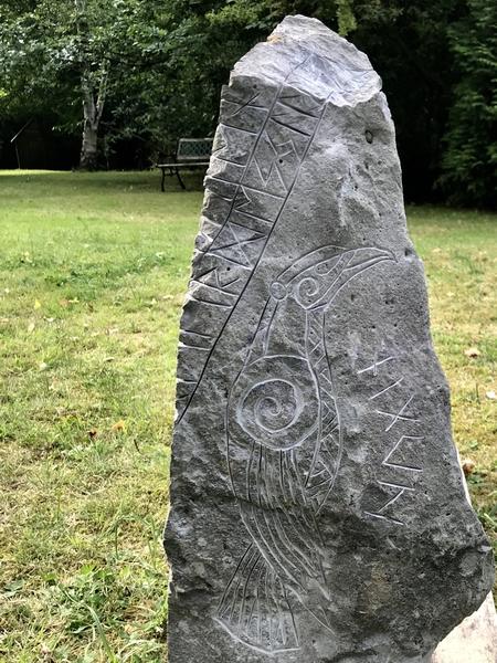 Runenstein - Patrik Tabatabai (2018)