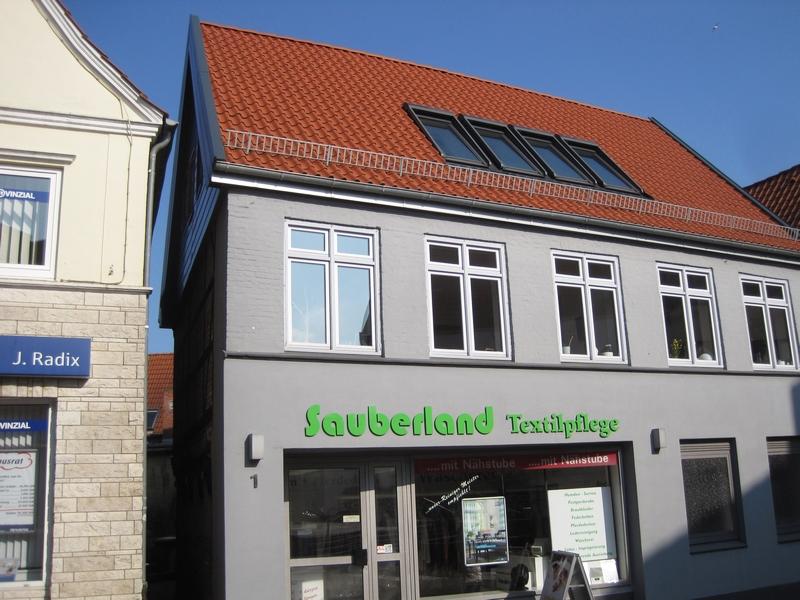 Schmiedestraße 1-3 - Foto: Runa Borkenstein (10.03.2015)