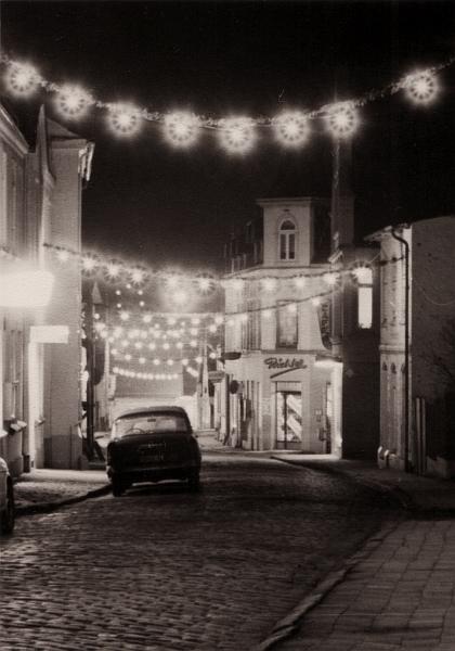 Mühlenstraße 1967 - Foto: Reinhard Richter