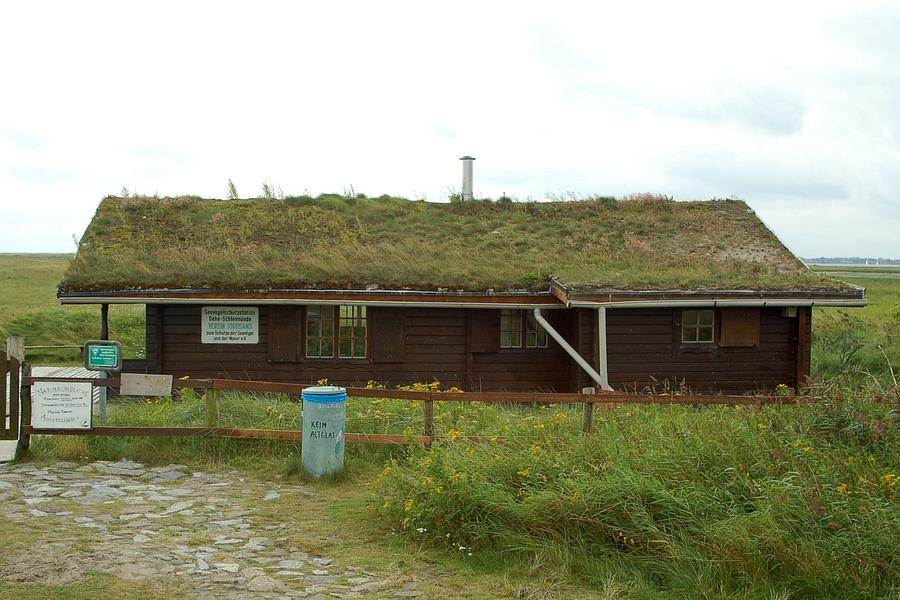 Seevogelschutzstation Oehe-Schleimünde