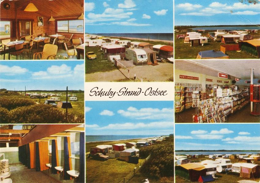 Schuby-Strand (70er-Jahre)