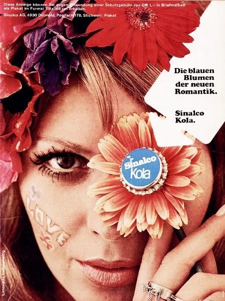 Sinalco Kola - Anzeige von 1968