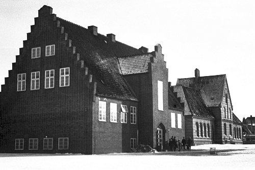 Kappeln - Volksschule - Foto: Manfred Rakoschek (1968)