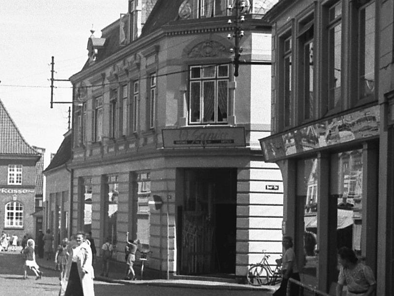 Kaufhaus Sander - Schmiedestraße 14/16 (60er-Jahre)