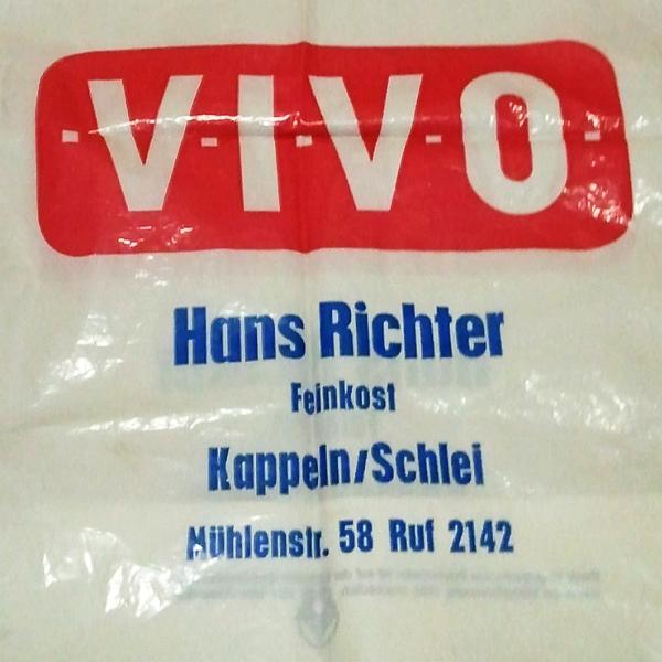 Plastiktüte - Hans Richter