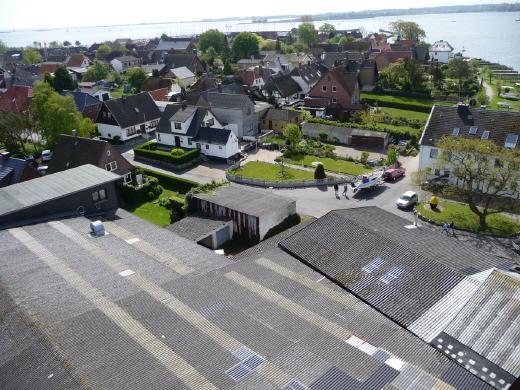 Modersitzki Bootswerft - Maasholm - Ansicht von oben