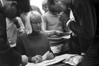 Klaus-Harms-Schule - Bundesjugendspiele 1968 - Foto: Manfred Rakoschek
