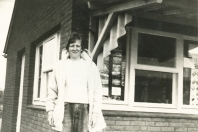1968 - St. Peter-Ording - Ev. Bildungsstätte - Kiosk