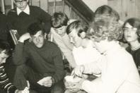 1968 - St. Peter-Ording - Ev. Bildungsstätte - Meeting