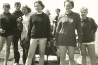1968 - St. Peter-Ording - im Watt