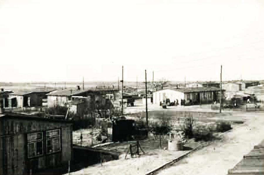 """Flüchtlingslager """"Ellenberg"""""""