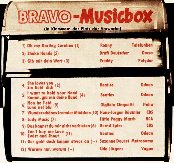 BRAVO-Musicbox 1964/23