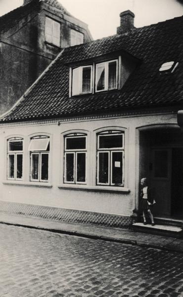 Stadtbücherei Kappeln 1953