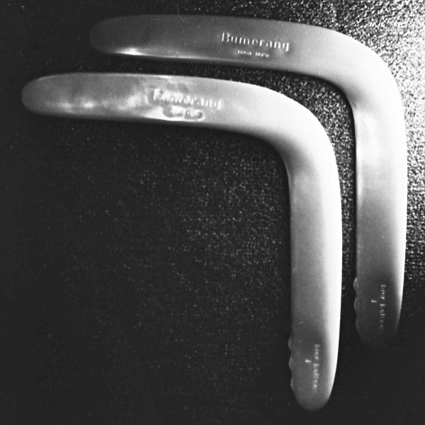 QUELLE-Bumerangs 1966