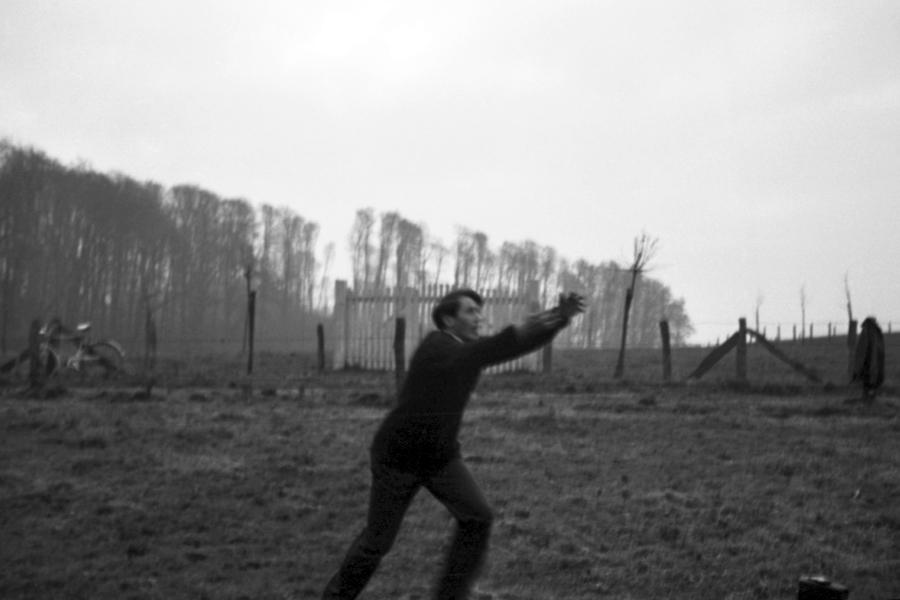 Kappeln - Bumerangwerfen 1967
