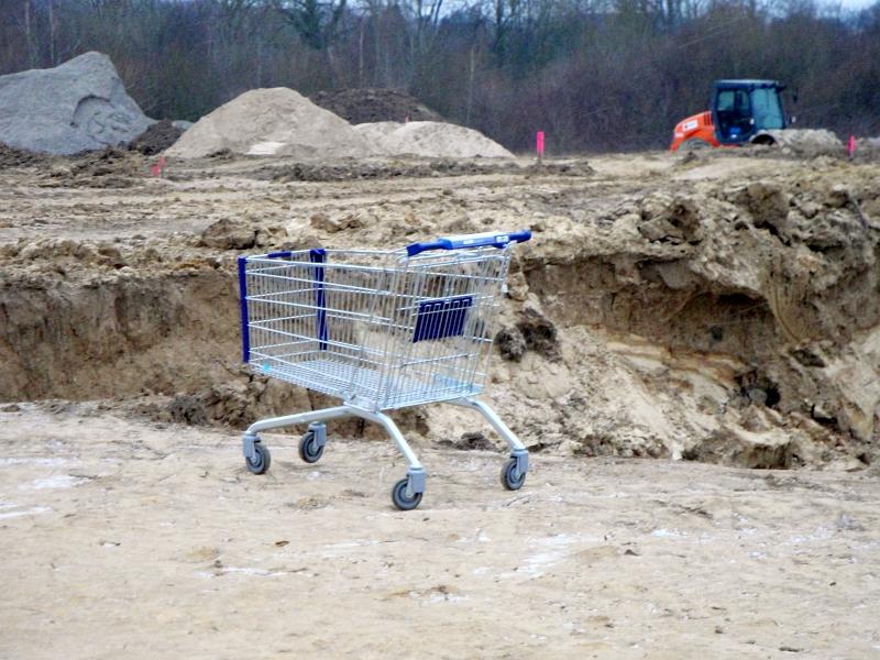 Ellenberg - Einkaufszentrum - Foto: Michaela Bielke (23.02.2013)