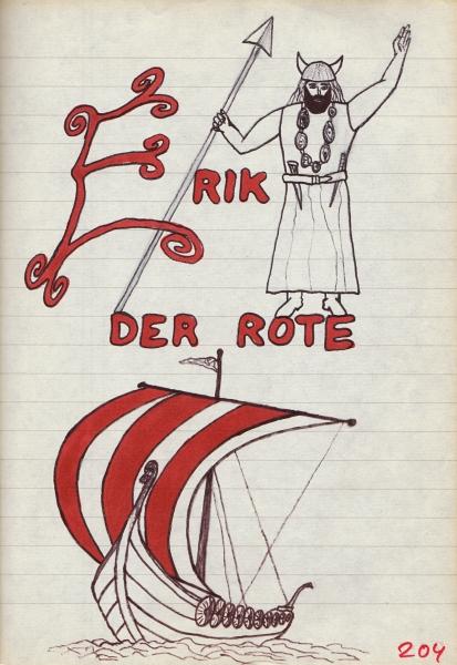 Erik der Rote - © 1974