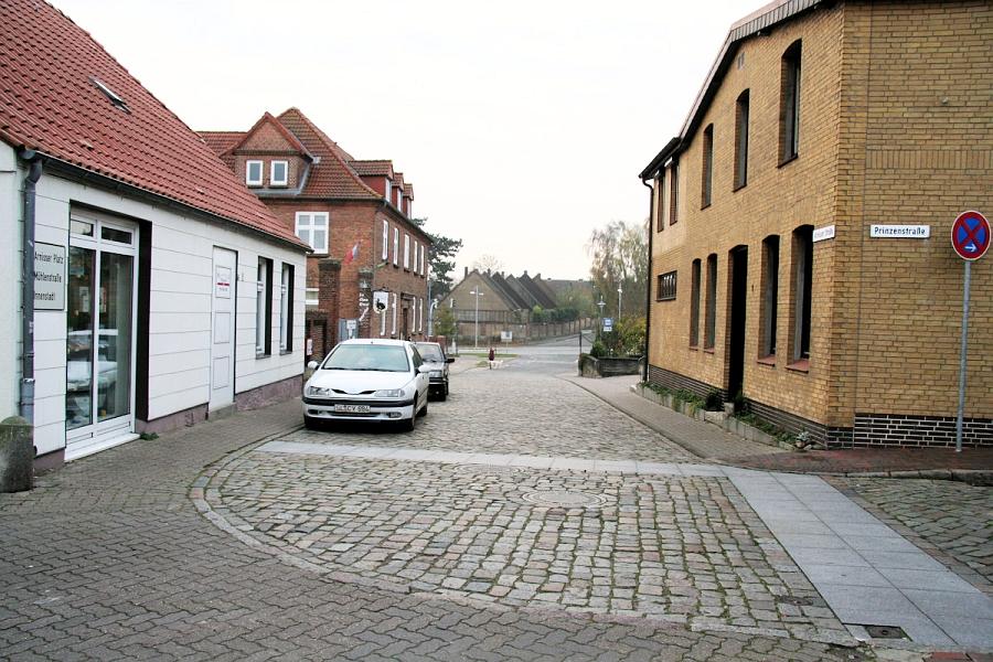 Kappeln - Arnisser Straße - Foto: Eckhard Schmidt (2005)