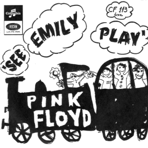 See Emily Play - Single-Cover 1967