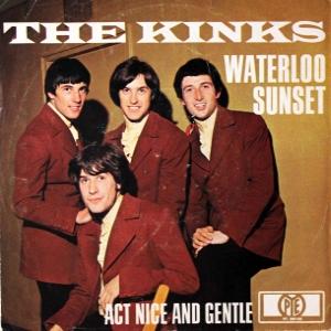 Waterloo Sunset - Single-Cover 1967