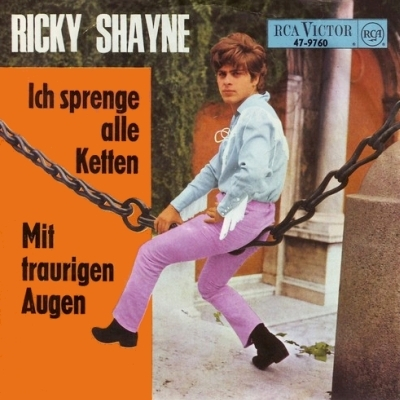 Ricky Shayne - Ich sprenge alle Ketten (1967)